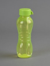 Green Food Grade Plastic Water Bottle - Flair