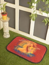 The Lion King Printed Doormat - SPARKK HOME