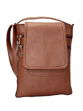 brown faux leather shopping bag -  online shopping for Shopping Bags