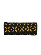black pu clutch -  online shopping for clutches