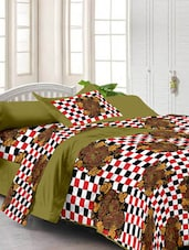 Multi Print Double Bed Sheet - Story @ Home