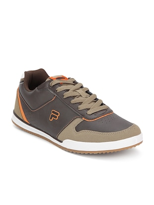 beige,grey leatherette casual shoes -  online shopping for Casual Shoes