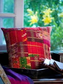 Classic Ikat Cushion Cover - Art Age