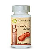 Pure Nutrition Bio COQ-10 (A Bio Enhanced Cellular Energy) - 60 Capsules - By