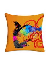 Love In The Air Digital Printed Cushion Cover - Mesleep