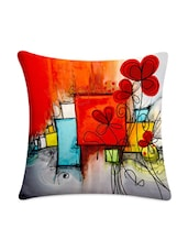 Arty Digital Printed Cushion Cover - Mesleep