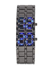 black digital watch -  online shopping for Digital watches