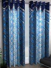K Décor Set of 6 Valance Style Door Curtains -  online shopping for Curtains