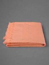 Orange Cotton Bathing Towel - Olivee