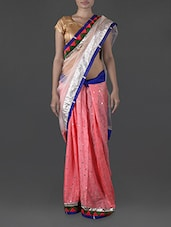 Half And Half Sheer Net Lehenga Saree - Try N Get