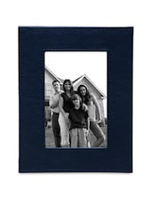 Solid Navy Blue Rectangular Photo Frame - SNG