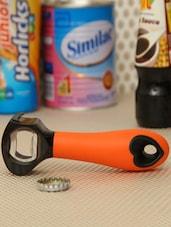Orange Handle Bottle Opener - Pebbleyard