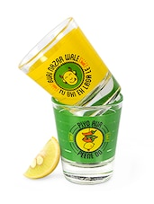 Buri Nazar Shot Glass (Set Of 2) - By