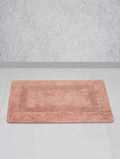 Pink Polyester Floor Mat - Story @ Home - 1165530