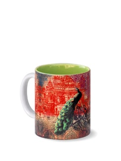 Elegant Mahal Coffee Mug - India Circus