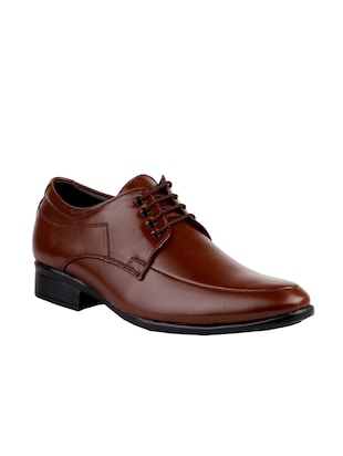 brown leather oxford -  online shopping for Oxfords