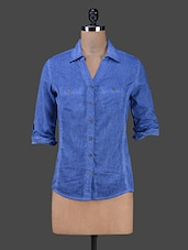 Long Sleeve Shirt Color - By