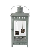 Hanging Candle Holder Vintage Lantern - Buttercup Decor