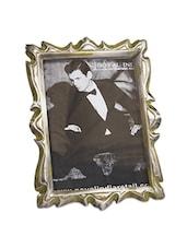 Antique Aluminium Rectangular Photo Frame - Luxuria Homez