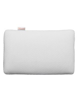 Magasin Pristine Hues Memory Foam Contemporary Thin Pillow -  online shopping for pillows