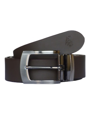 brown color, leather belt -  online shopping for Belts