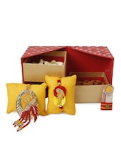 Rakhi Gift Set - By - 1198256