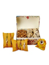 Rakhi Gift Set - By - 1198344