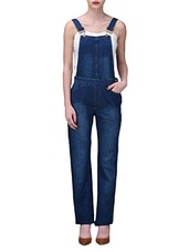 Blue Denim Jumpsuit - By