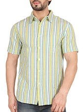 multi colored cotton casual shirt -  online shopping for casual shirts