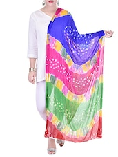 multi chiffon dupatta -  online shopping for Dupattas