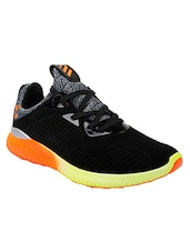 black leatherette(pu sport shoes -  online shopping for Sport Shoes