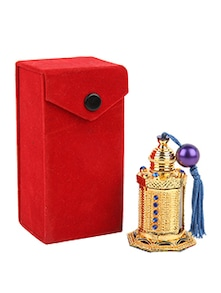 SHAMA Zaid Series Alcohol Free, Undiluted Natural Attar for Men,10 ml Bottle - (Brand Outlet)