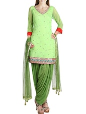 natural net stitched suit -  online shopping for Stitched Suits