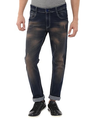 black cotton jeans -  online shopping for Jeans