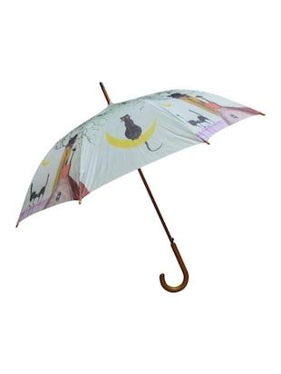 Murano single fold metal piano windproof Multicolor stylish design umbrella for unisex -  online shopping for Umbrellas