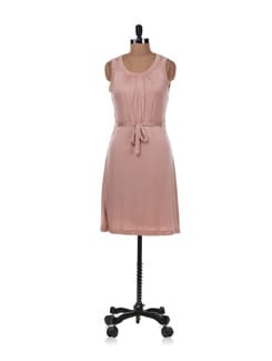 Pink Long Dress - Allen Solly