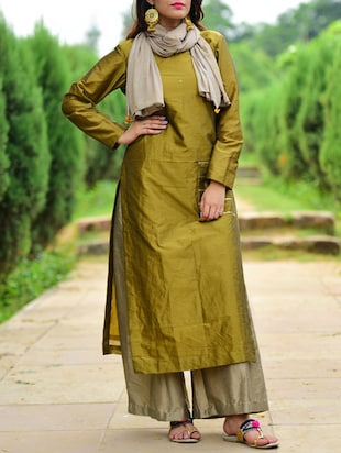 green cotton blend set -  online shopping for Sets