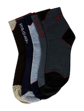 multi cotton sock -  online shopping for Socks
