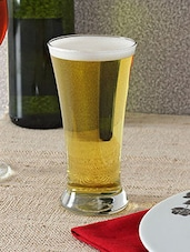 Pilsner Beer Glass (Set Of 6) - By