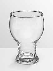 Bowled Beer Glasses (Set Of 6) - By