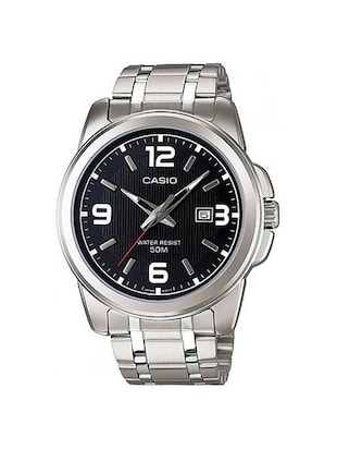 Casio Enticer MTP1314D-1AVDF Analog Steel Watch -  online shopping for Analog Watches
