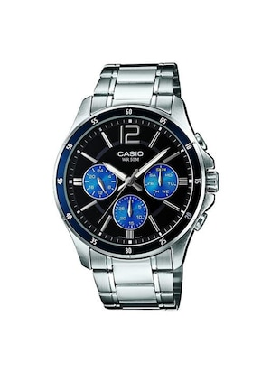 Casio Enticer MTP-1374D-2AVDF Multifunction Watch -  online shopping for Analog Watches