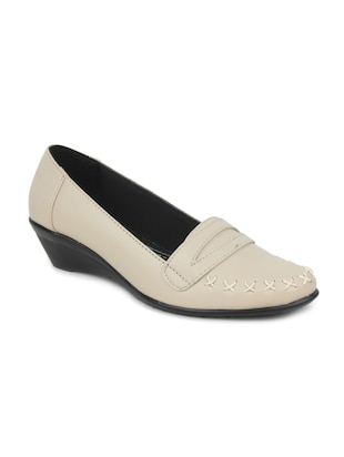 beige synthetic  formal shoe -  online shopping for formal shoes