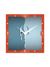 Amazing Silver Surfer Detailed Wall  Clock - By