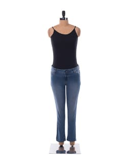 Low Waist Slim Fit Denims - Chemistry