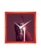 No More Heroes Detailed Wall  Clock - By