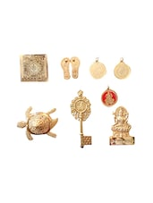 Shri Laxmi Kuber Dhan Varsha Yantra -  online shopping for Prayer accessories