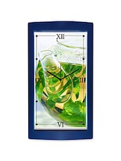 Glass Jug Detailed Wall Clock - By