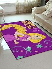 Disney- Athom Trendz- Princess- Rapunzel- Carpet- 3ft X 5ft - By
