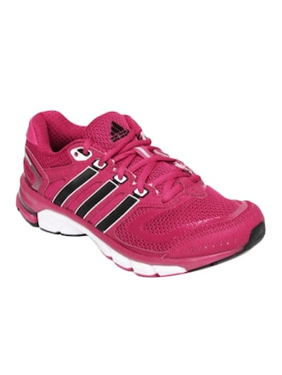 pink synthetic & mesh sports shoes -  online shopping for Sports Shoes